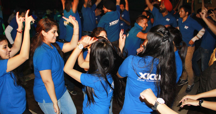 People @ Xicom